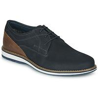 Shoes Men Derby Shoes André LINOS Marine