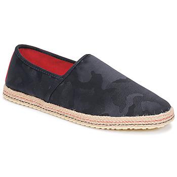 Shoes Men Espadrilles André TROPICAL Marine