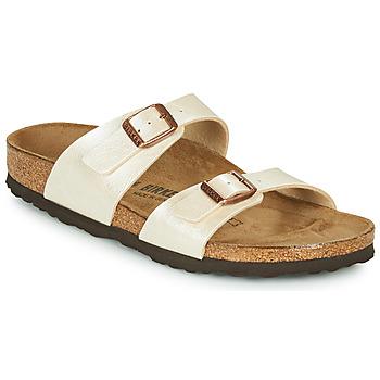 Shoes Women Mules Birkenstock SYDNEY Nude