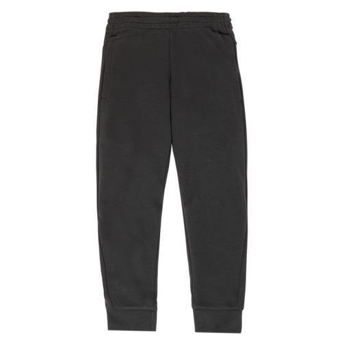 Clothing Girl Tracksuit bottoms adidas Performance MELIZO Black