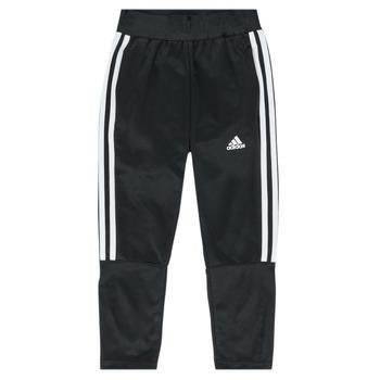 Clothing Boy Tracksuit bottoms adidas Performance DANIELA Black