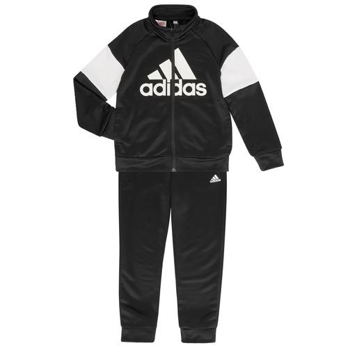 Clothing Boy Tracksuits adidas Performance AMAURY Black