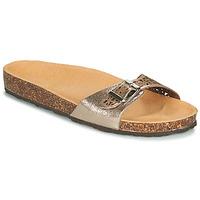 Shoes Women Sandals André BRIONI Gold