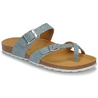 Shoes Women Sandals André REJANE Blue