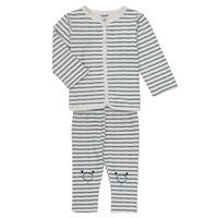 Clothing Boy Sets & Outfits Noukie's KAIS White