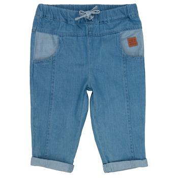 Clothing Boy Slim jeans Carrément Beau MILOUD Blue