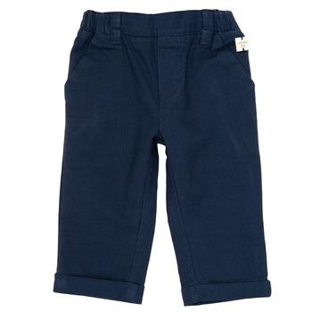 Clothing Boy 5-pocket trousers Carrément Beau ORNANDO Blue