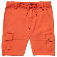 Clothing Boy Shorts / Bermudas Timberland TIMEO Red