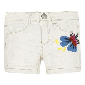 Clothing Girl Shorts / Bermudas Catimini CAPUCINE Beige