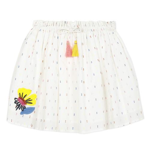 Clothing Girl Skirts Catimini ALINA White