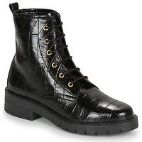 Shoes Women Mid boots André NAGAMMA Black