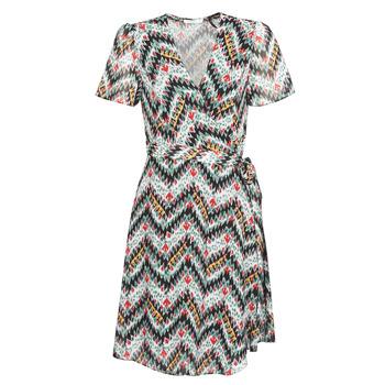 Clothing Women Short Dresses Les Petites Bombes V7205 Multicolour