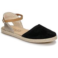 Shoes Women Sandals Casual Attitude MADELEINE Black