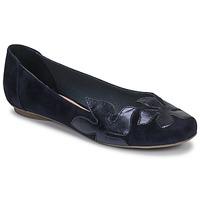 Shoes Women Flat shoes Betty London ERUNE Marine