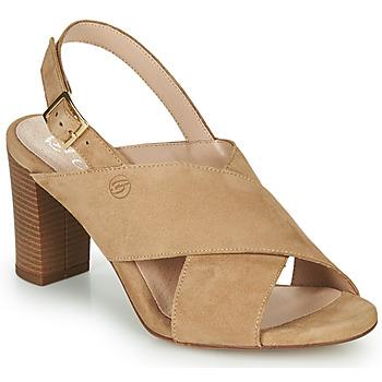 Shoes Women Sandals Betty London MARIPOL Beige