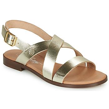 Shoes Women Sandals Betty London MADISSON Gold