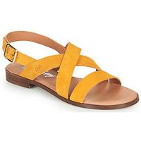 Shoes Women Sandals Betty London MADISSON Yellow