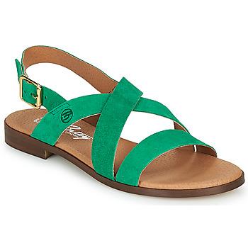 Shoes Women Sandals Betty London MATOSSI Green