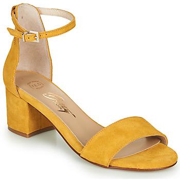 Shoes Women Sandals Betty London INNAMATA Yellow