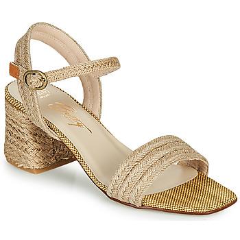 Shoes Women Sandals Betty London MILLO Beige