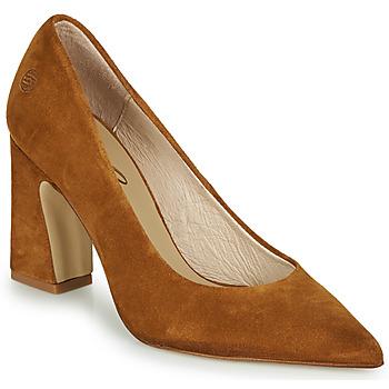 Shoes Women Heels Betty London MONDI Cognac
