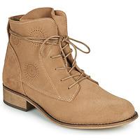 Shoes Women Mid boots Betty London MARILU Beige