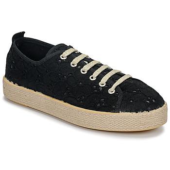 Shoes Women Low top trainers Betty London MARISSOU Black