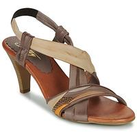 Shoes Women Sandals Betty London POULOI Camel