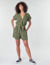 Clothing Women Jumpsuits / Dungarees Noisy May NMNATHALIE Kaki