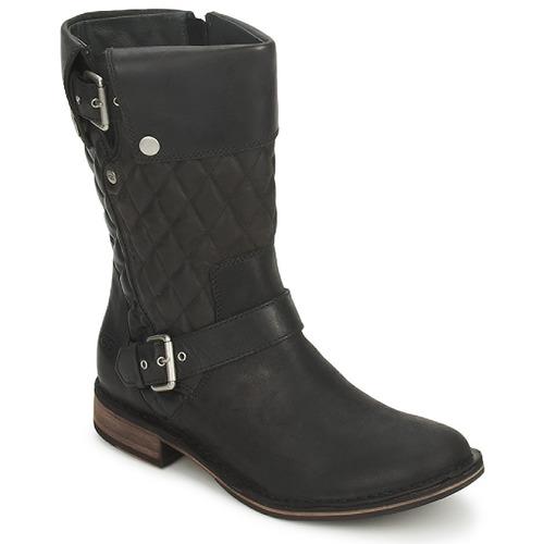 Shoes Women Mid boots UGG Australia CONOR Black