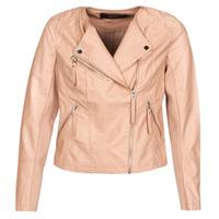 Clothing Women Leather jackets / Imitation leather Vero Moda VMRIA FAV Pink