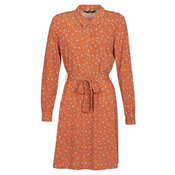 Clothing Women Short Dresses Vero Moda VMTOKA Rust