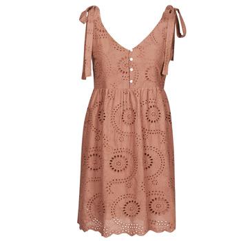 Clothing Women Short Dresses Betty London MOLINE Pink