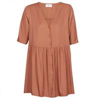 Clothing Women Short Dresses Betty London MOUDENE Brown