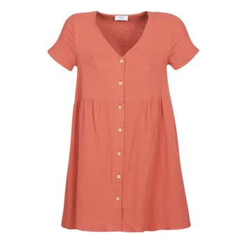 Clothing Women Short Dresses Betty London MARDI Terracotta