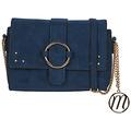 Moony Mood  MORICE  womens Shoulder Bag in Blue