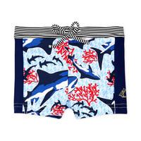 Clothing Boy Trunks / Swim shorts Petit Bateau FEUILLAGE Multicolour