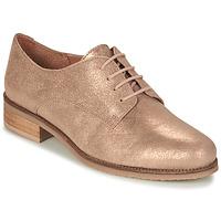 Shoes Women Derby Shoes André PANCAKE Gold