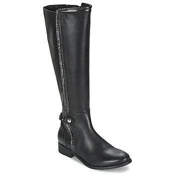 Shoes Women High boots Regard ROBALO Black