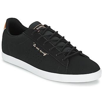Shoes Women Low top trainers Le Coq Sportif AGATE LO Black