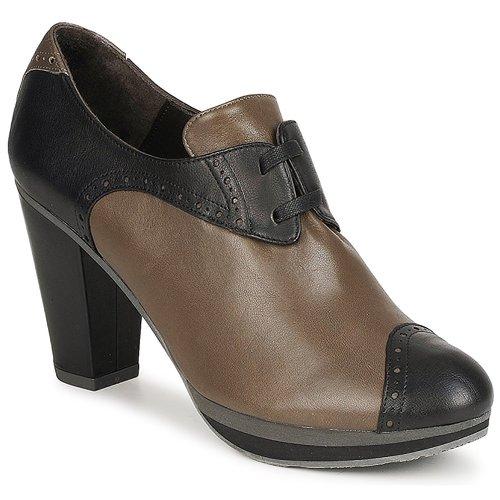 Shoes Women Shoe boots Audley GETA LACE Brown
