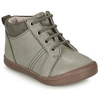 Shoes Boy Hi top trainers GBB NILS Grey