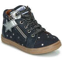 Shoes Girl Hi top trainers GBB VALA Marine