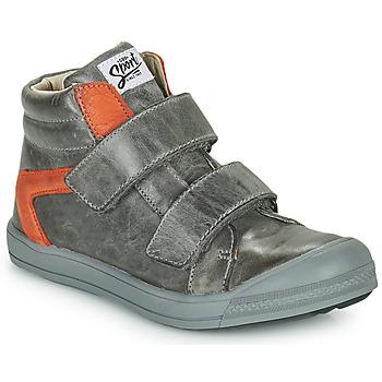 Shoes Boy Hi top trainers GBB KOLAN Grey