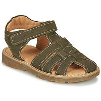 Shoes Boy Sandals André TURTLE Kaki