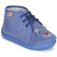 Shoes Boy Slippers GBB KYLAE Blue