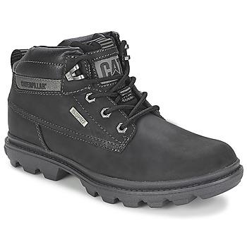 Shoes Men Mid boots Caterpillar GRADY WTPF Black