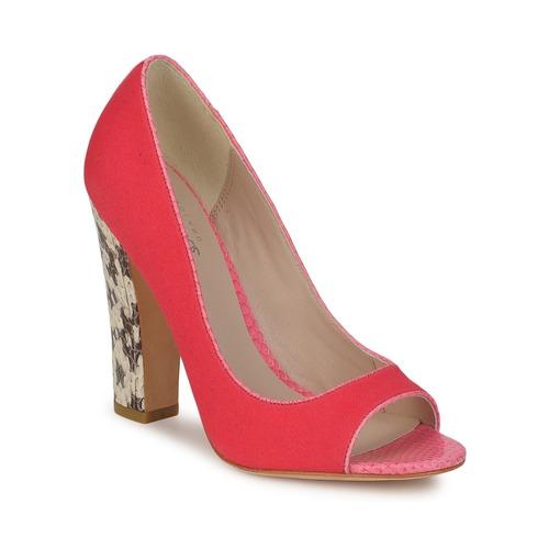 Shoes Women Heels Bourne FRANCESCA Coral