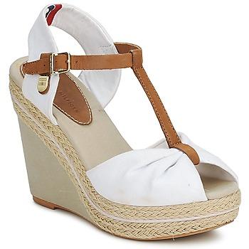 Shoes Women Sandals Tommy Hilfiger ESTELLE White