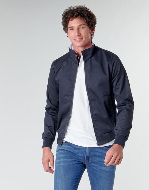 Clothing Men Jackets Casual Attitude NEPPIE Marine